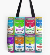 Would You Like More Basghetti? Tote Bag