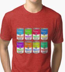 Would You Like More Basghetti? Tri-blend T-Shirt
