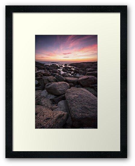 Cape Sunset by Tony Curulli