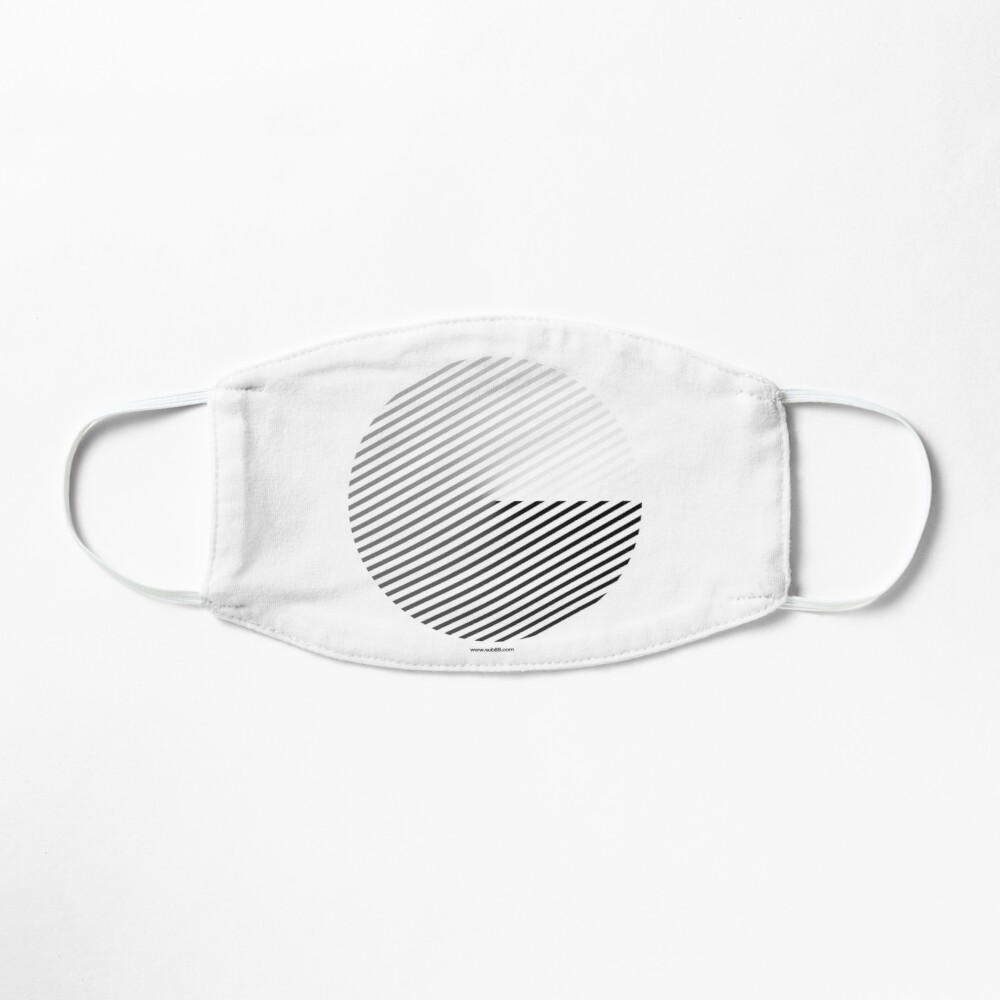 Stripes can be in a disc (BoW) Mask