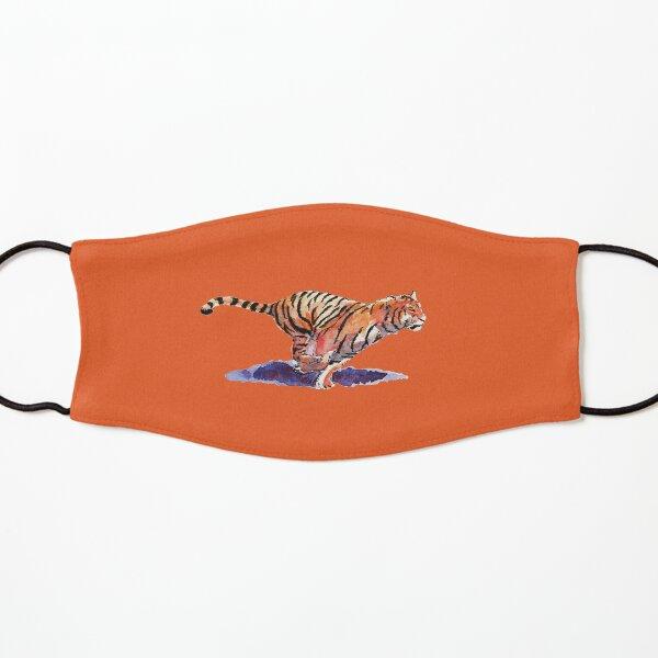 The Tiger - orange version Kids Mask