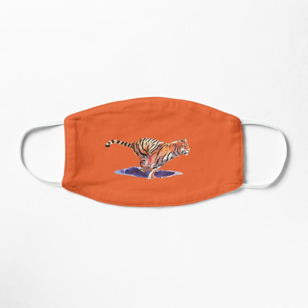 The Tiger - orange version Mask