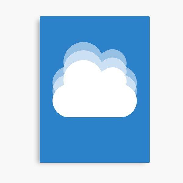 Cloud(s) Canvas Print