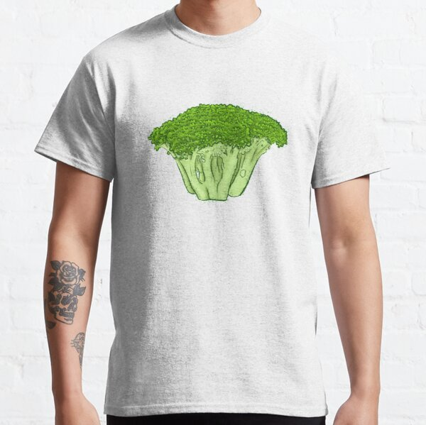 Yes to Broccoli Classic T-Shirt