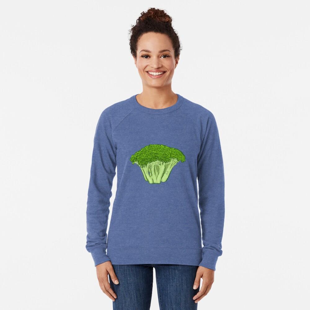 Yes to Broccoli Lightweight Sweatshirt