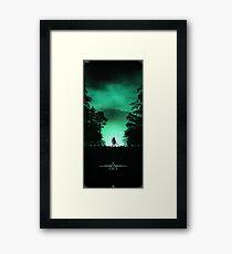 Kokiri Forest Framed Print