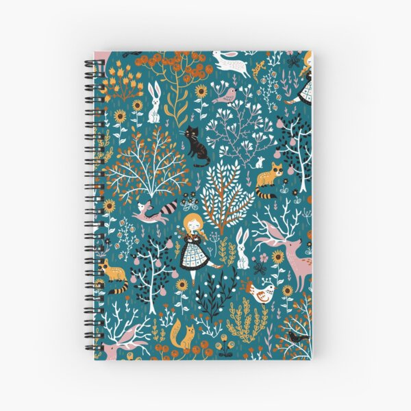 Country dreams Spiral Notebook