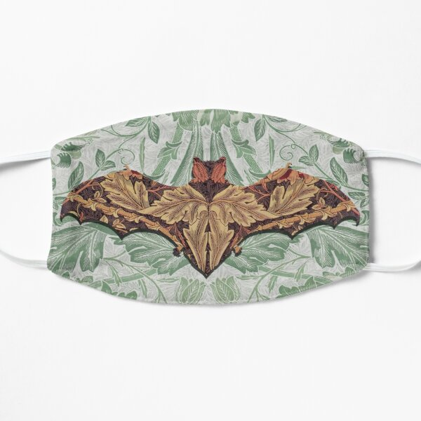 Lady MacBat Flat Mask