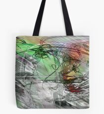 Textural Tote Bag