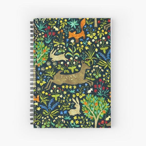 Arazzo Medievale Spiral Notebook