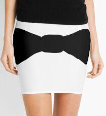 Minifalda black bow