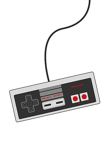 NES Controller by gameriot