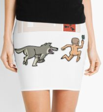 For the best Rust players Mini Skirt