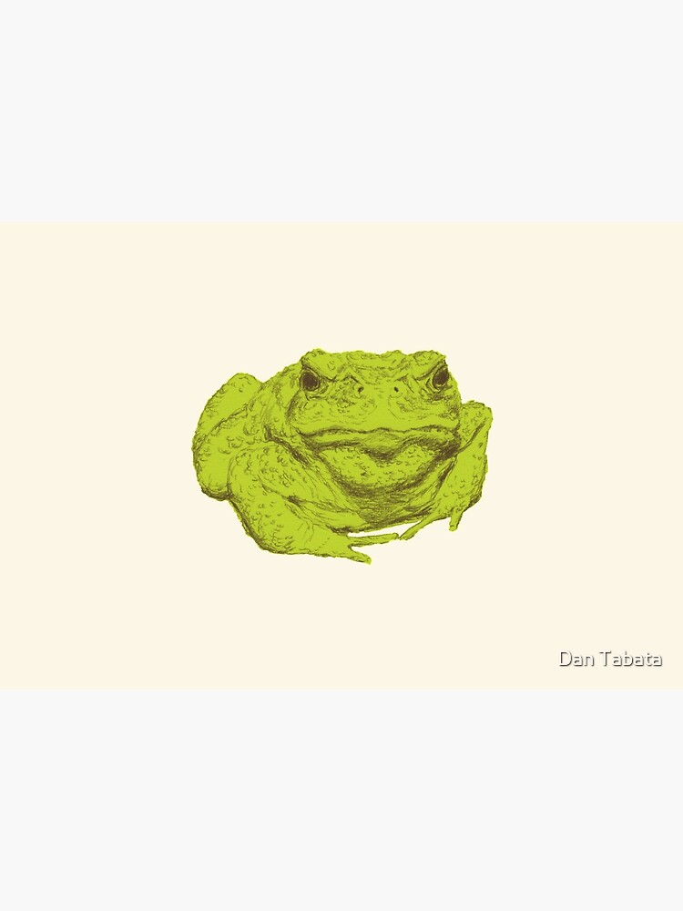 A Toad Named Ali by dmtab