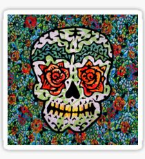'Sweet Sugar Skull #1 Sticker