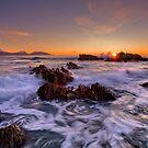 Tangerine Dream by Ken Wright