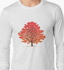Maple tree 2 Long Sleeve T-Shirt
