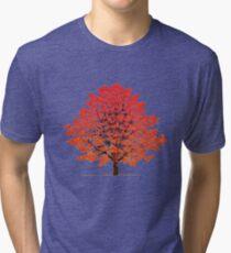 Maple tree 2 Tri-blend T-Shirt