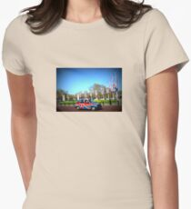 London's Calling photo tee Womens Fitted T-Shirt