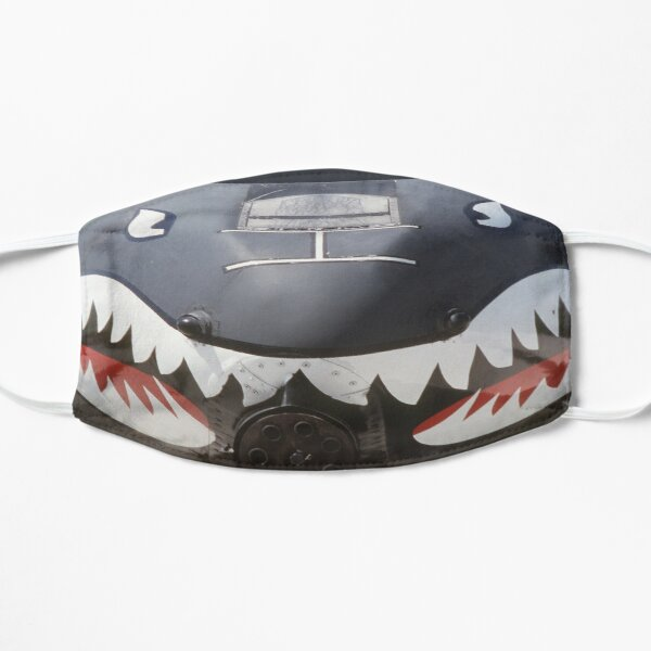 Flying Tiger Warthog Mask