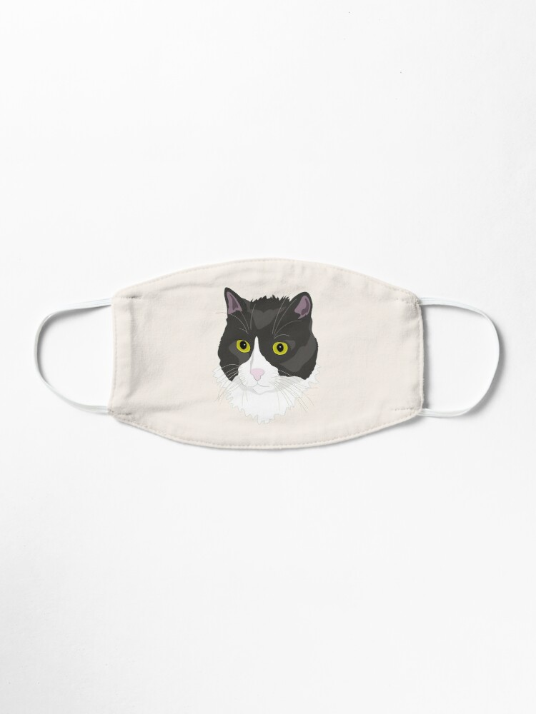 Alternate view of Casual Cat Mask