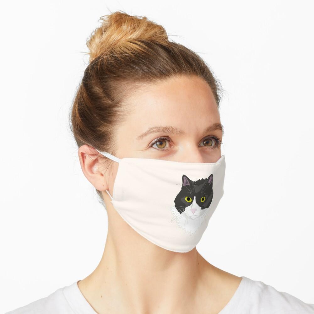 Casual Cat Mask