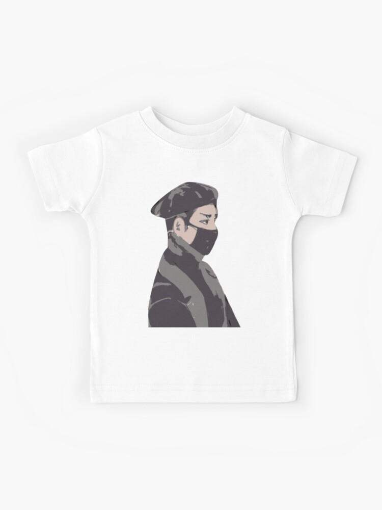 Tae Kpop Idol Kids T Shirt By Eyesasdaggers Redbubble