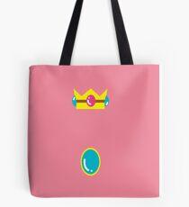 Simple Peach Tote Bag