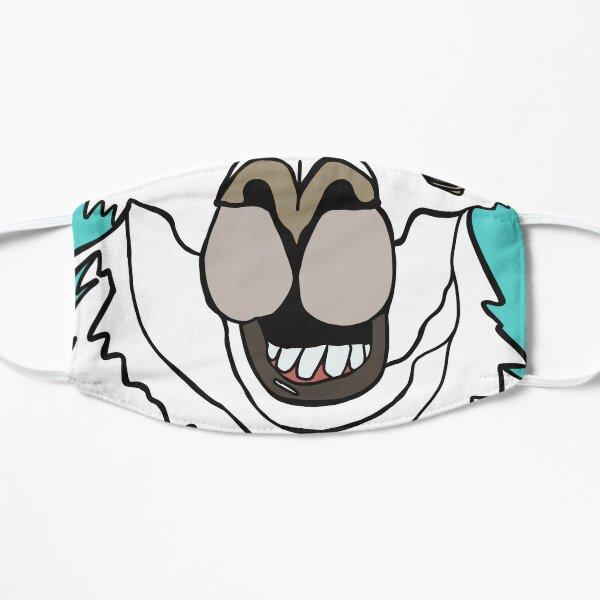 The no drama Llama Flat Mask
