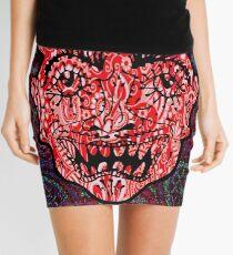 'Handsome Devil Mask #3' Mini Skirt