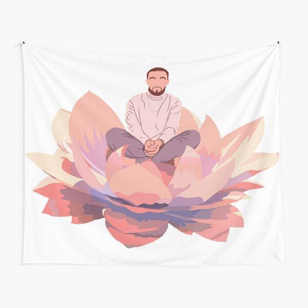 Good News Mac Lotus Tapestry