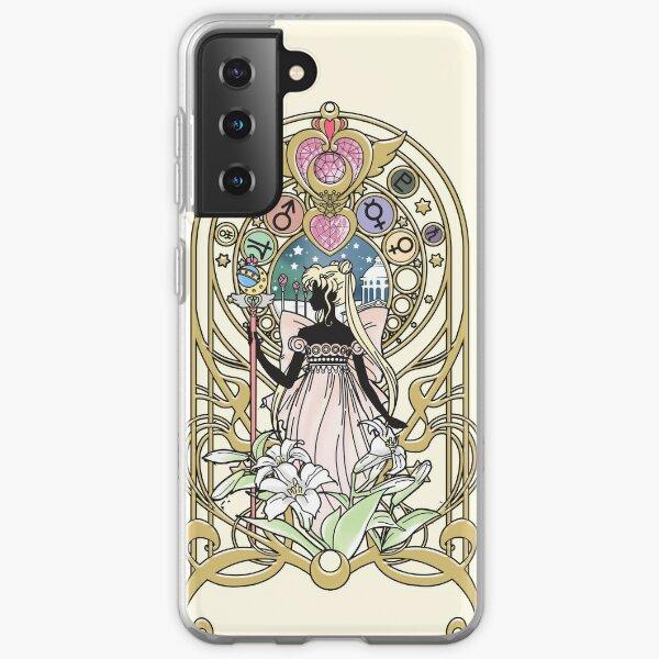 Sailor Moon Crystal Serenity Samsung Galaxy Soft Case