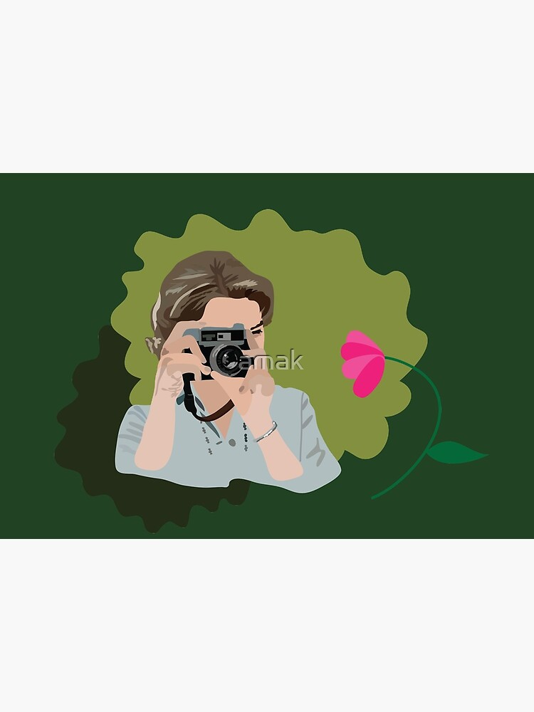 That Photographer Girl by amak