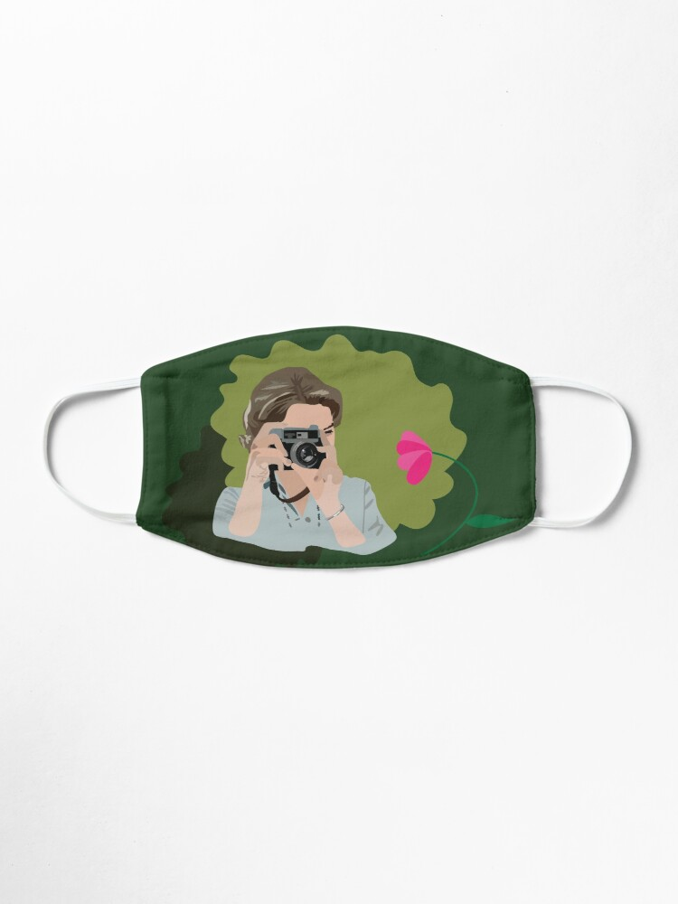 Alternate view of That Photographer Girl Mask