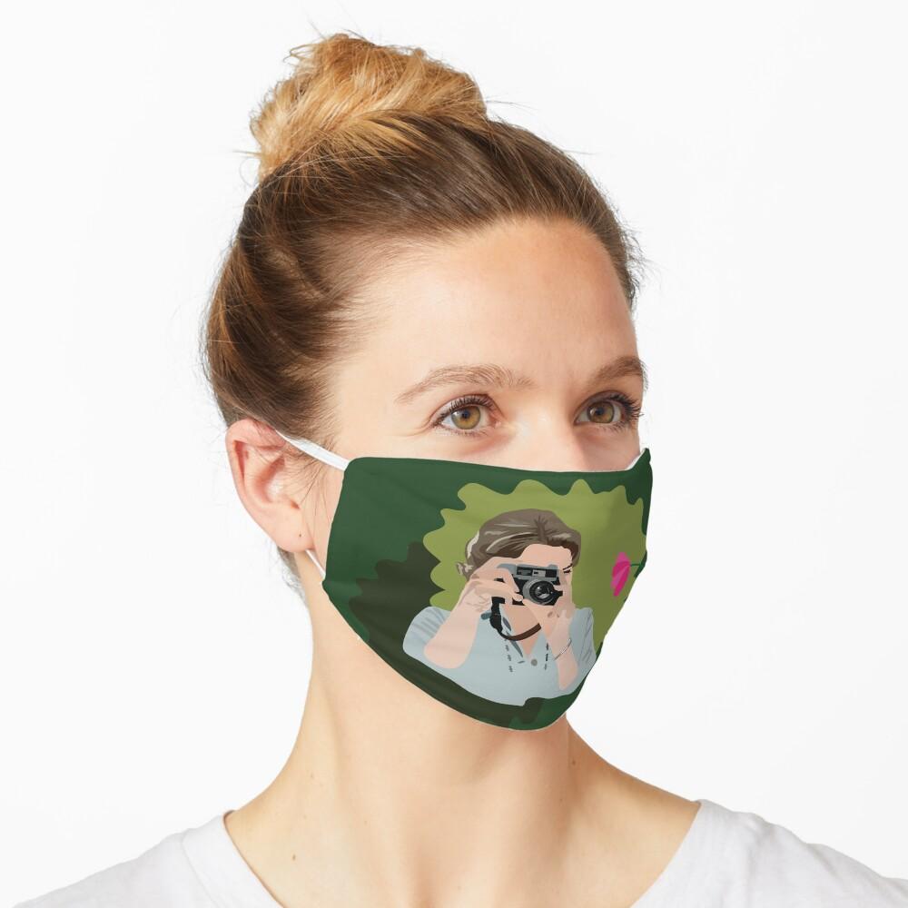 That Photographer Girl Mask