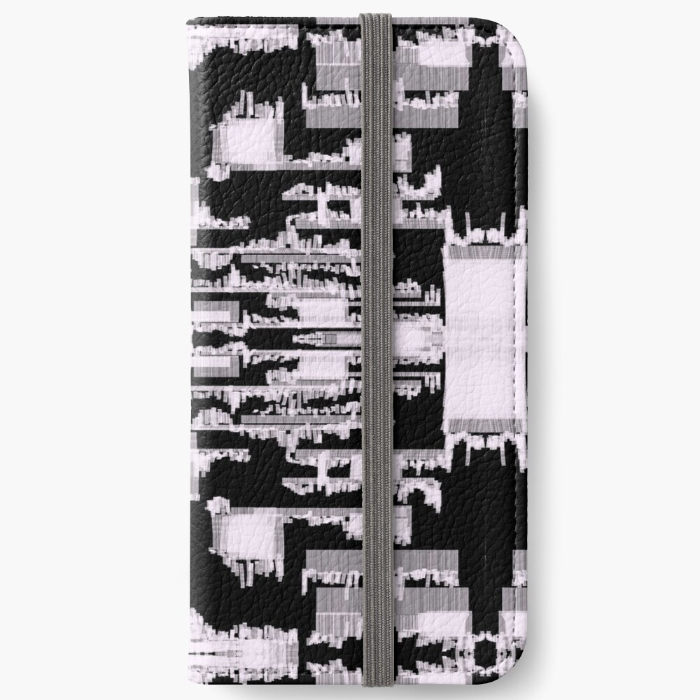 Stacks Up High  iPhone Wallet