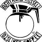 Betrand Russell's Coffee Pot? by TAIs TEEs