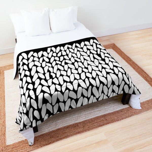 Half Knit Comforter