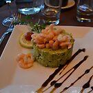 Shrimp Avocado by Imagery