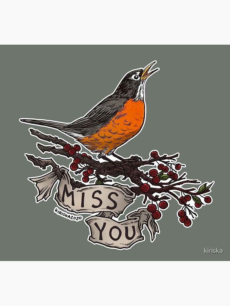 Miss You by kiriska