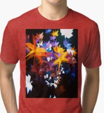 The Flight of the Flowers Tri-blend T-Shirt