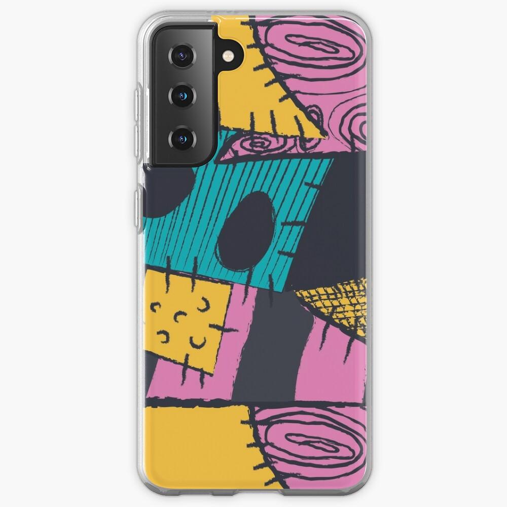 Nightmare Sewn Pattern Samsung Galaxy Phone Case