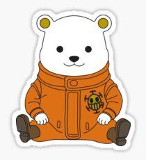Happy Bepo Sticker