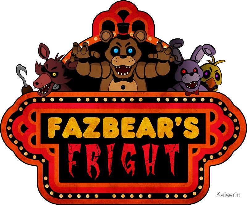 """Five Nights at Freddy's - FNAF 3 - Fazbear's Fright ..."