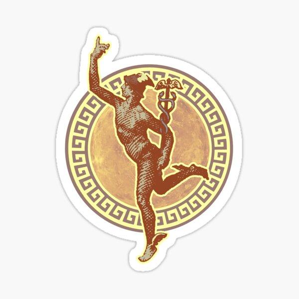 Mercury I - Vintage Variant Sticker