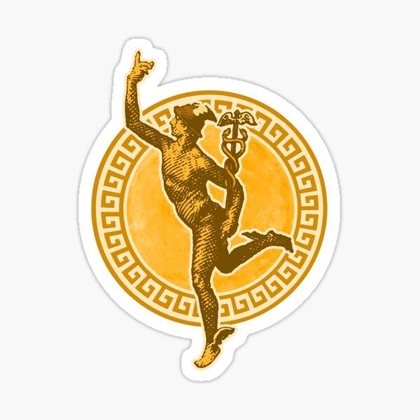 Mercury I - Gold Variant Sticker