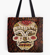 'Sweet Sugar Skull #2' Tote Bag