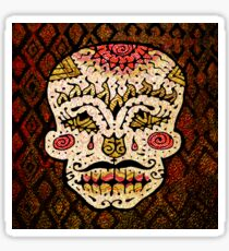 'Sweet Sugar Skull #2' Sticker