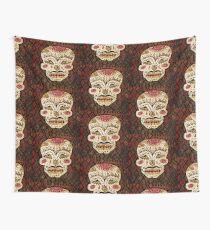 'Sweet Sugar Skull #2' Wall Tapestry