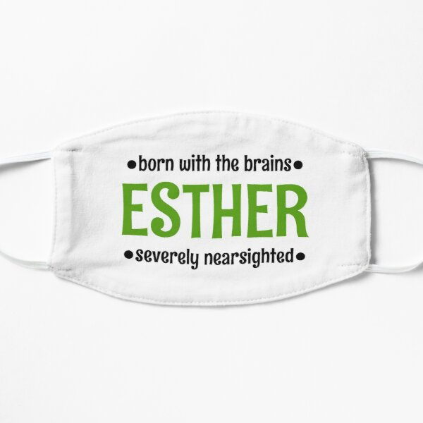 Esther - Solve It Squad Mask